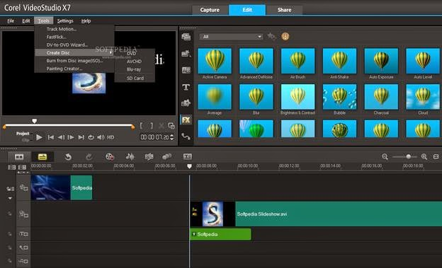 Download corel video studio x7