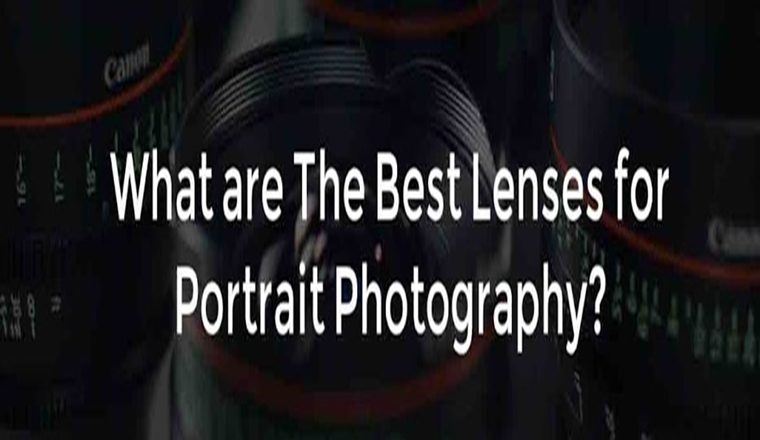 What are The Best Lenses for Studio Photography #infographic