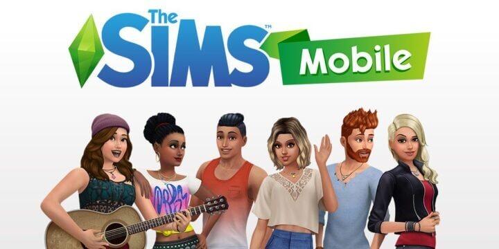 عن سيمز موبايل The Sims Mobile  إنشاء شخصيتك الأولى فى العالم الافتراضى