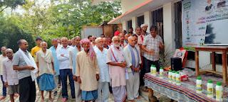 सहकारिता से होगी किसानों की आय दोगुनी | #NayaSaberaNetwork