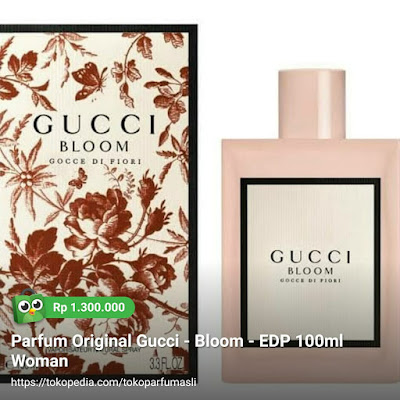 gucci bloom edp 100ml woman