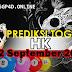Prediksi Togel HK 22 September 2020