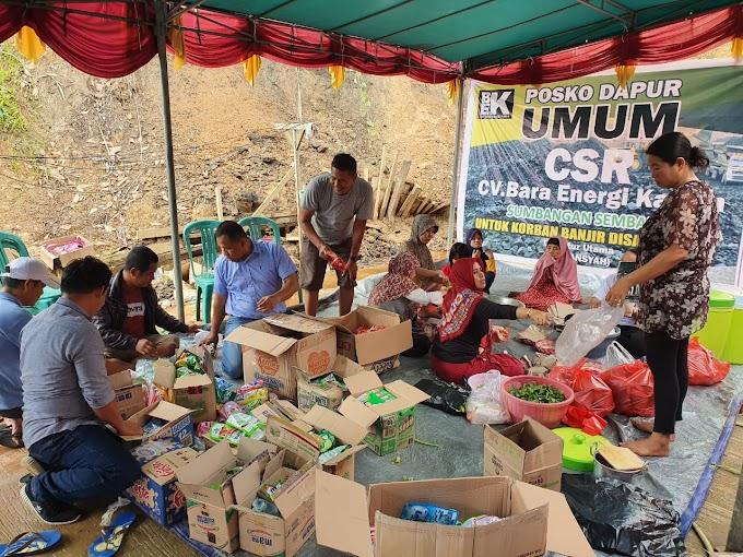 Bakti Sosial Untuk Banjir Samarinda