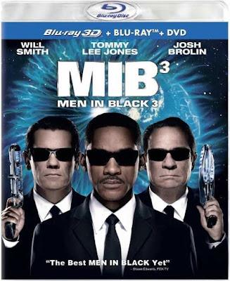 Poster Men in Black 3 2012 Dual Audio HD 720p