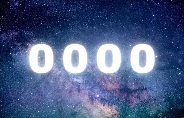 Tại sao bạn luôn nhìn thấy dãy số 0000 - Ý nghĩa của 0000