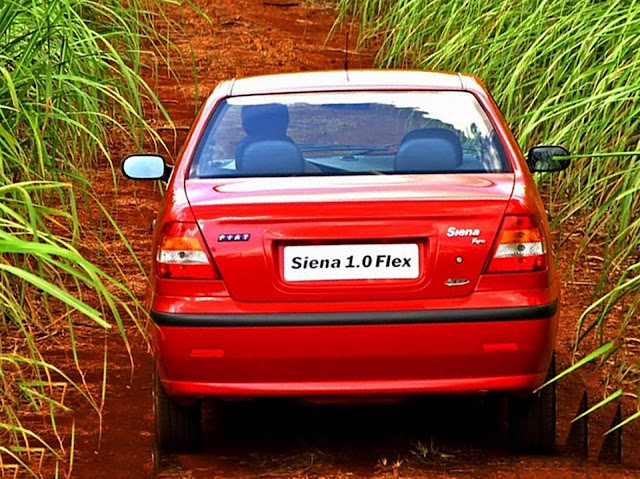 Fiat Siena 2001