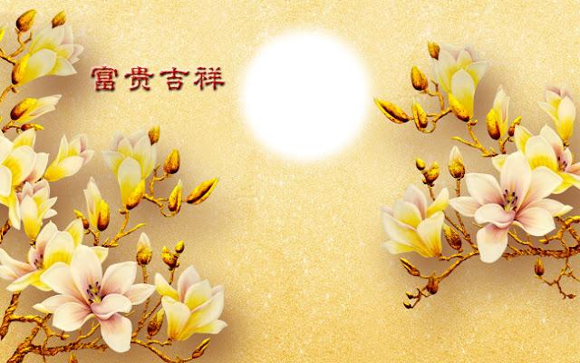 Tranh hoa sứ 3d