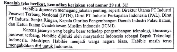 Fakta Dan Opini Dalam Teks Biografi Zuhri Indonesia