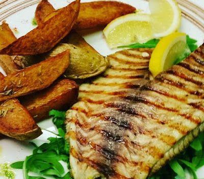 1200 Calorie Diet - Tilapia Fillet