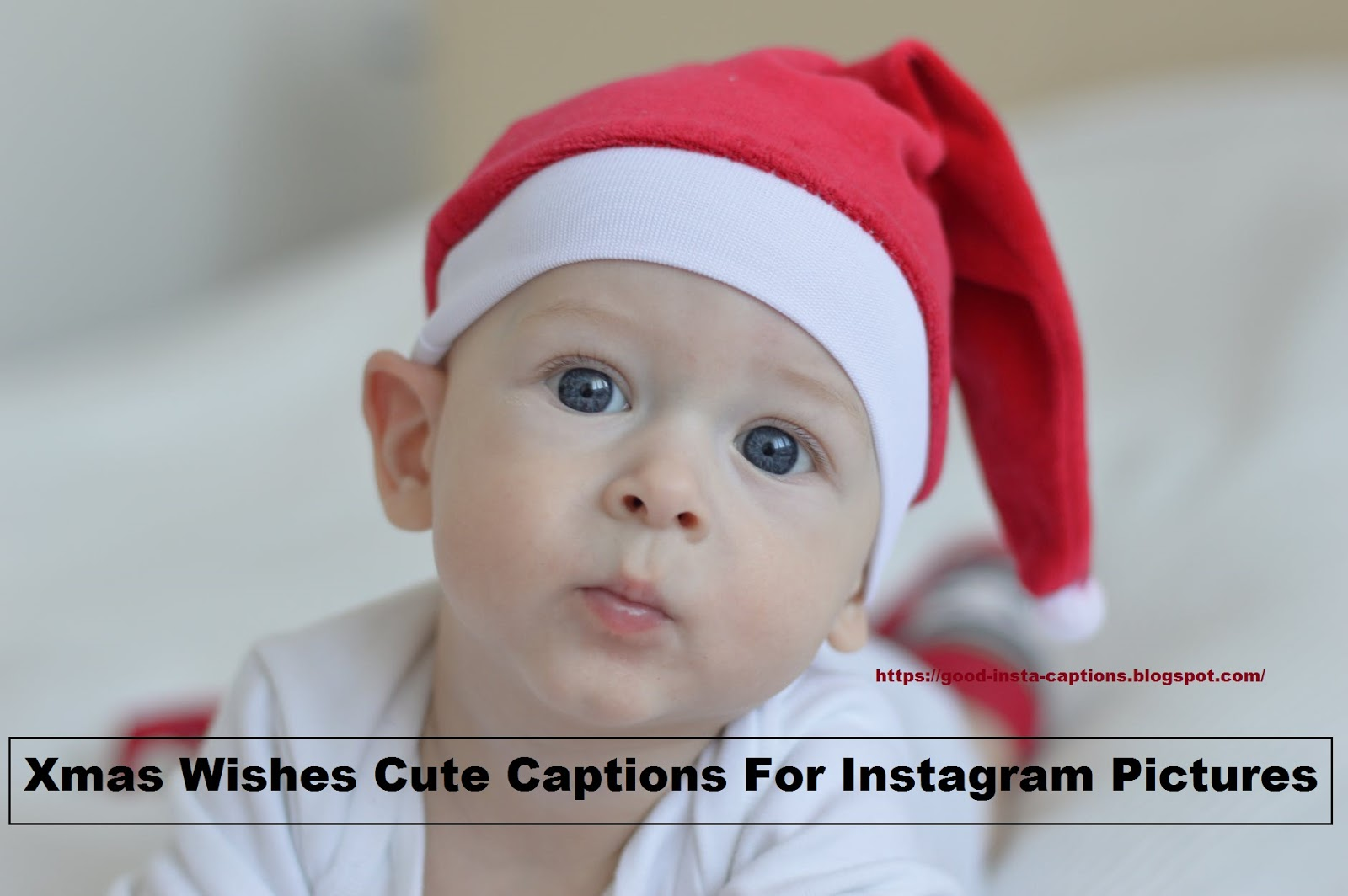 Xmas Wishes Cute Captions For Instagram Pictures