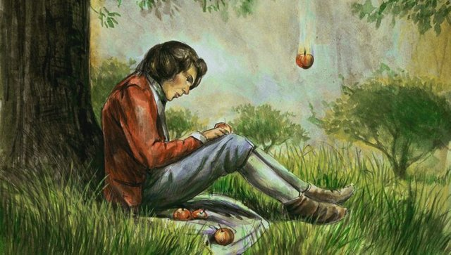 Isaac Newton and The Story Of Apple in short