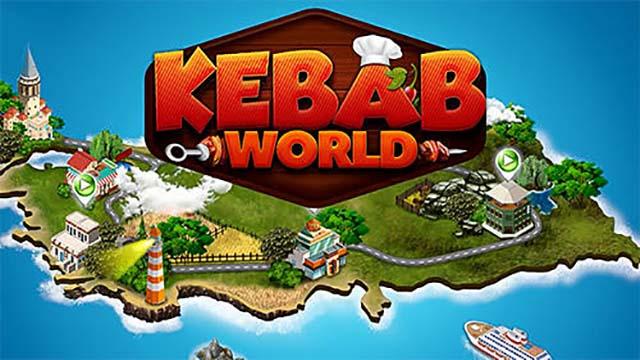 Kebab World - Game Memasak Online Android Terbaik