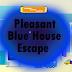 OnlineGamezWorld Pleasant Blue House