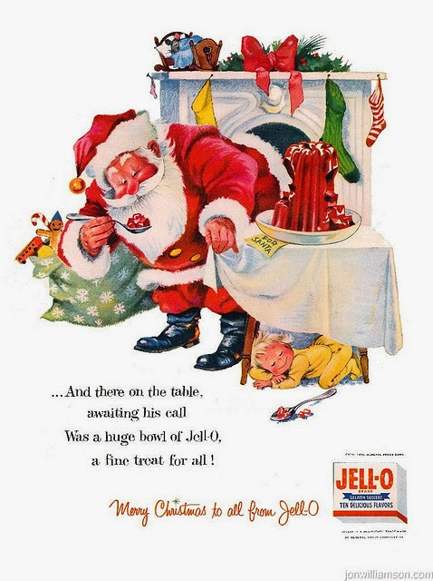 30 Vintage Christmas Ads From The 1950s Vintage Everyday