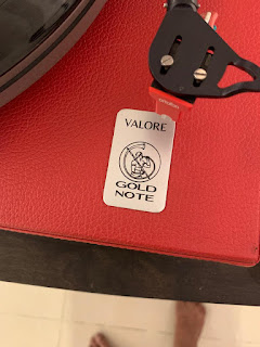 Gold note Valore 425 Turntable (Used) IMG-20200113-WA0042