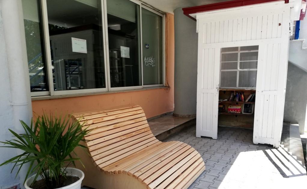 Από παλιό περίπτερο, δεύτερη ανταλλακτική βιβλιοθήκη στον Δήμο Τρικκαίων