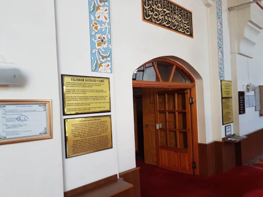 Yıldırım Bayezid Camii ( Büyük Cami ) - Foto 5