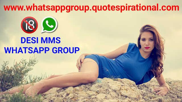 Desi MMS Whatsapp Group Links