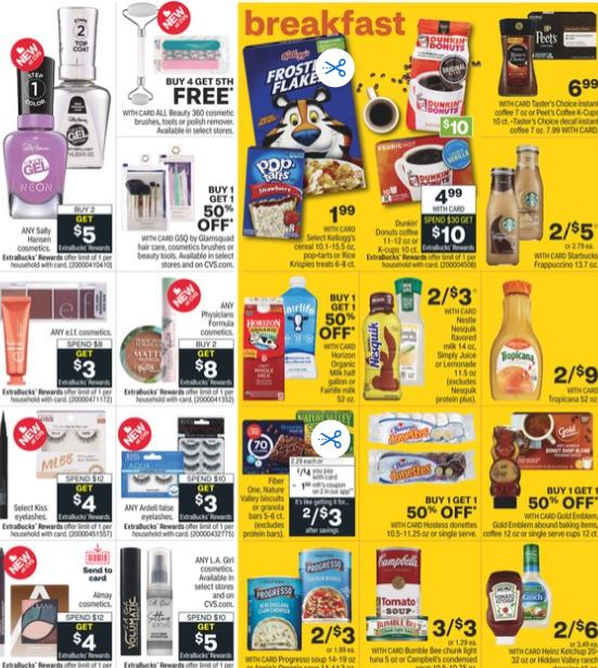 CVS Weekly Ad Preview 1/17-1/23