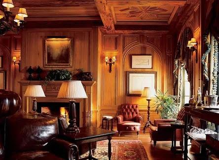 interior design english style