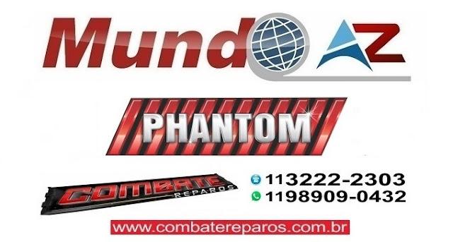 Novas atualizações Phantom