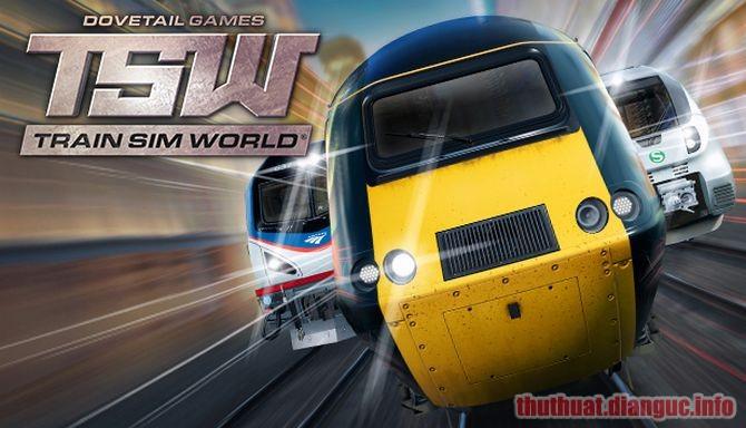 Download Game Train Sim World® Full Crack