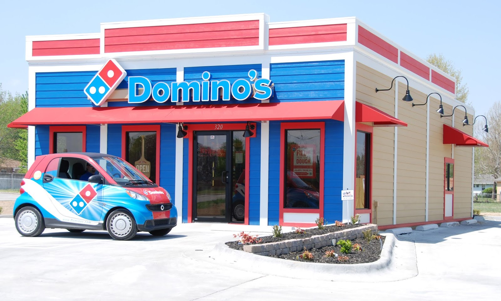 domino's pizza branches in Nigeria