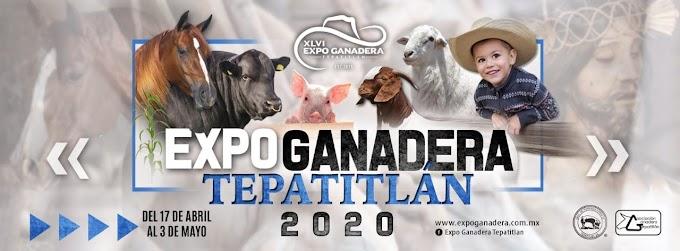 Expo Ganadera Tepatitlán 2020