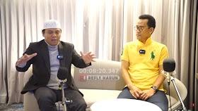 Gus Nur Ibaratkan NU Sekarang Seperti Bus, Sopirnya Mabuk, Penumpangnya Kurang Ajar Semua