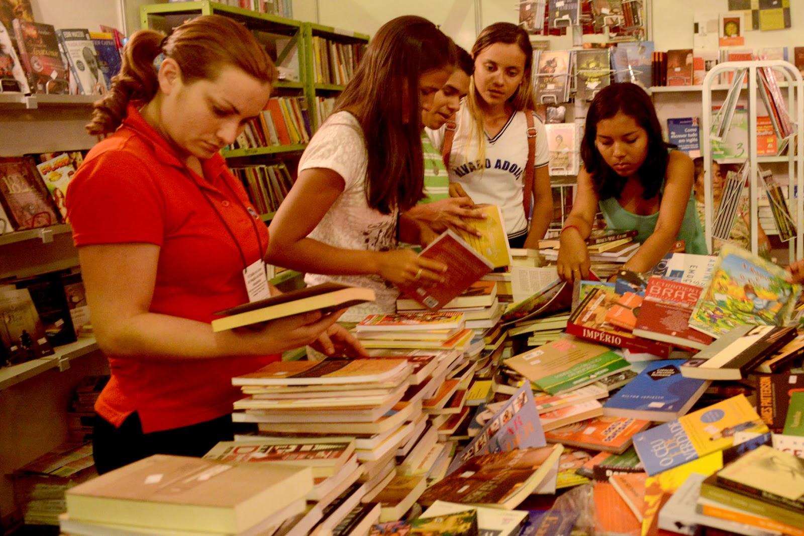 Público de 70 mil pessoas é esperado para 1ª Festa Literária de Santarém que começa sábado