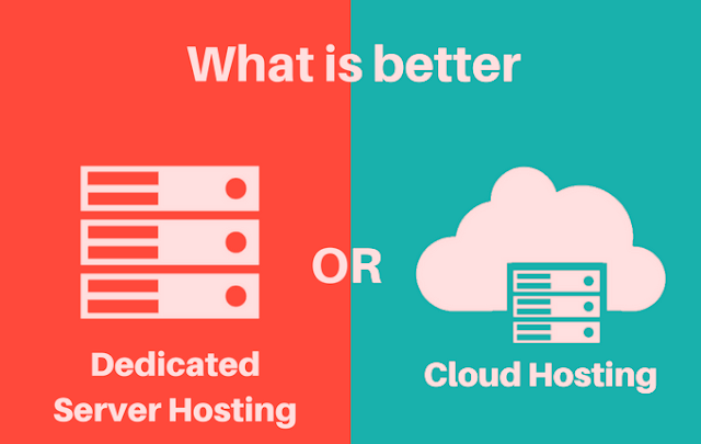Dedicated Vs Cloud Server: What Today's Website Need?