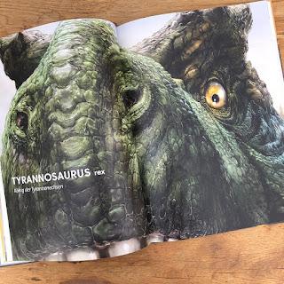 Dinosaurier LEBENSGROSS
