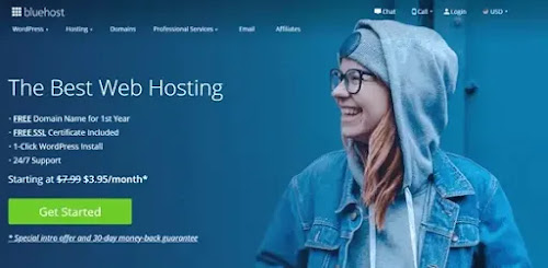 The best web hosting services 2020