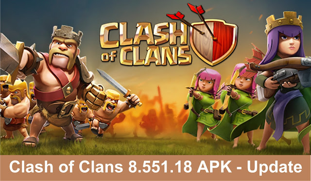 clash of clans update - igm