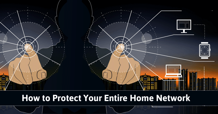 How to Protect All Your Internet-Connected Home Devices From Hackers