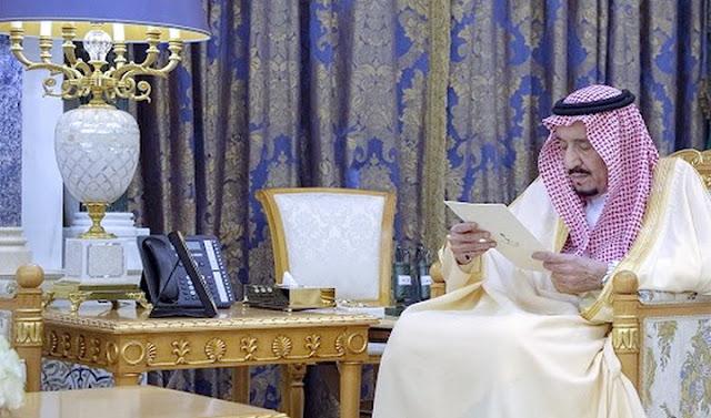150 Anggota Kerajaan Saudi Positif Corona, Raja Salman Diamankan di Pulau Laut Merah