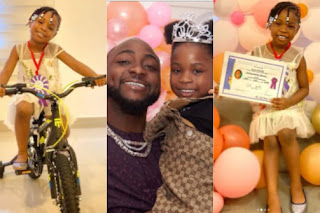 Davido Buys Gifts For Imade