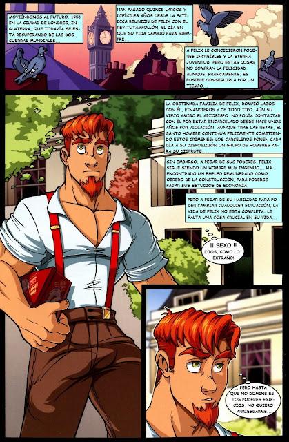 hombres gay follando comic porno anime