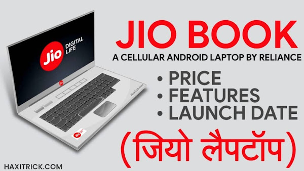 JioBook Laptop Features, Price, Launch Date India
