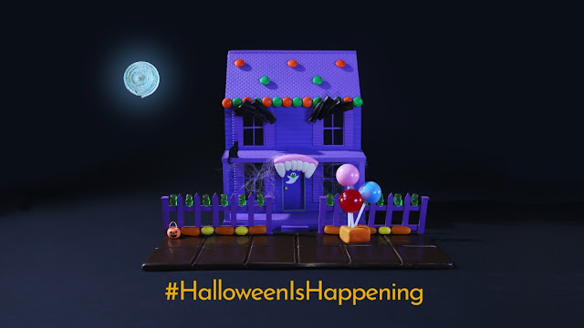 #HalloweenIsHappening: The Story of Halloween in the Year 2020