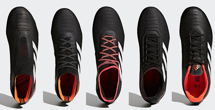 finest selection 9f050 d1587 Compare All Adidas Predator 2018 Boots - Predator 18+ vs ...