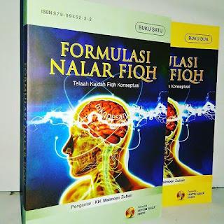 Buku Formulasi Nalar Fiqh, Telaah Kaidah Fiqh Konseptual Jilid 1 dan 2 Toko Buku Aswaja Surabaya