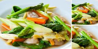 capcay goreng chinese