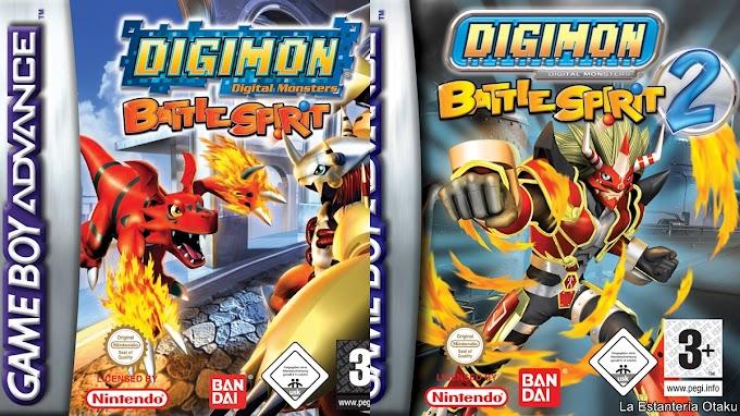 Digimon Battle Spirit: un videojuego esencial para GBA