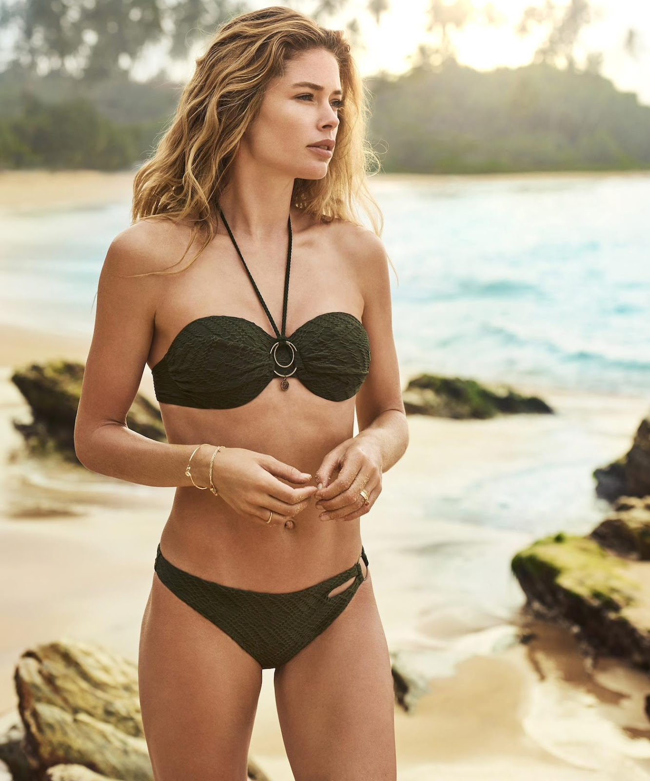 Hunkemöller Swimsuit 2018 Ad Campaign ft. Doutzen Kroes