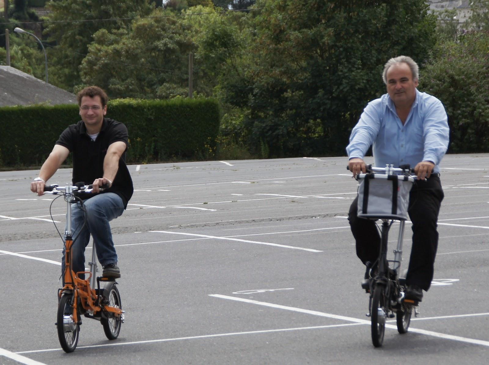 bicyclette+électrique