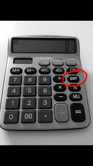 GST-Calculater
