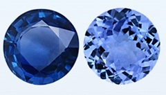 Blue-sapphire-stones-vs-Tanzanite Stones
