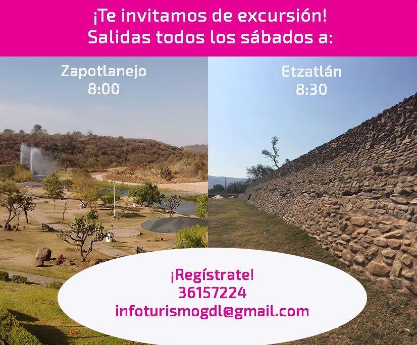Blog De Información De Etzatlán: Blog De Información De Etzatlán: Recorridos Gratis De