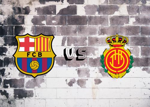 Barcelona vs Mallorca  Resumen y Partido Completo